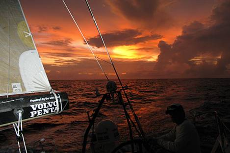 Volvo Race: terza Tappa.