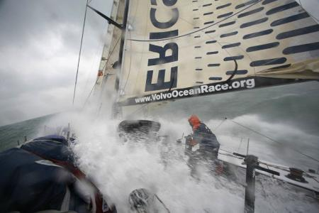 Volvo Ocean Race: L'Horn in vista.
