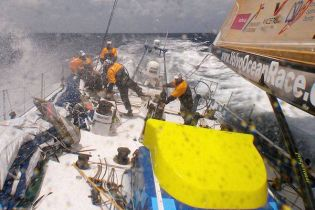 Volvo Ocean Race: verso Boston.