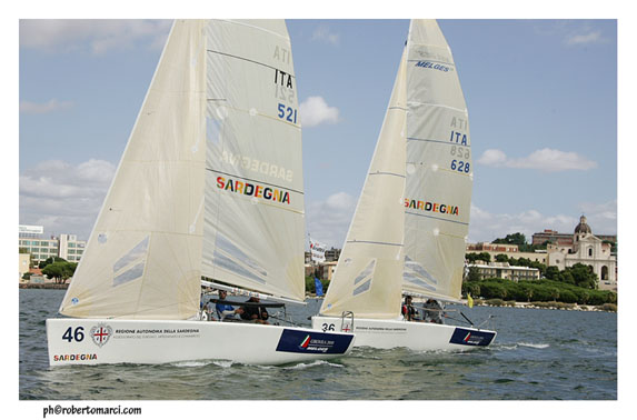 Match Race del Girovela