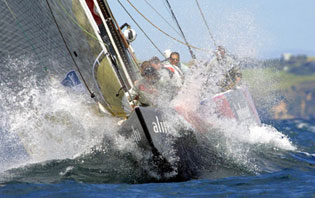 TROFEO MATCH RACE 4 MORI